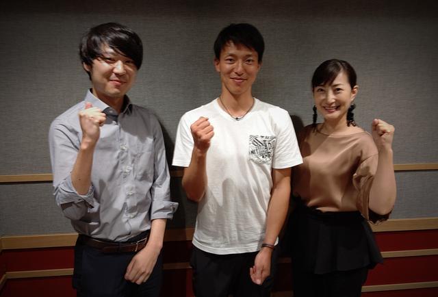 画像1: ばんえい最年少騎手!9月のゲストは、ばんえい競馬の島津 新騎手