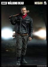 画像1: 約31センチ、衣装は布・合皮を使用した「ウォーキング・デッド」 ニーガンの1/6 アクションフィギュアが発売!