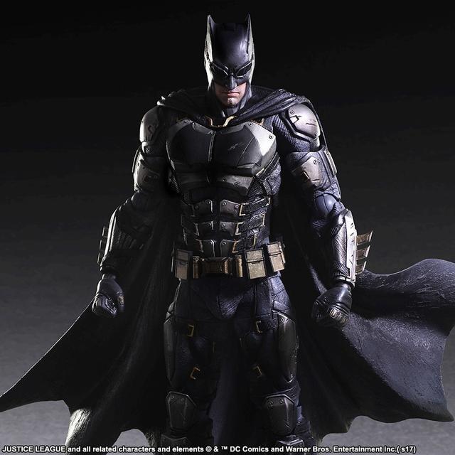 画像1: 「プレイアーツ改」シリーズの新作は タクティカルスーツ verのバットマン!