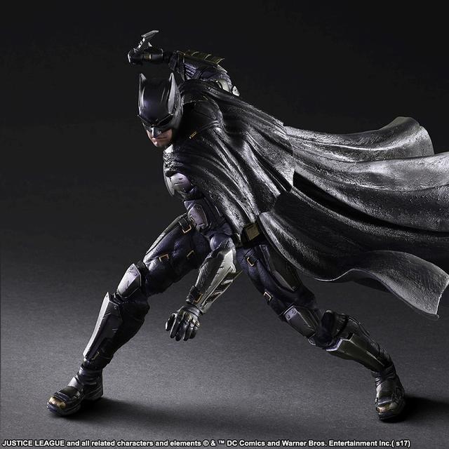 画像2: 「プレイアーツ改」シリーズの新作は タクティカルスーツ verのバットマン!