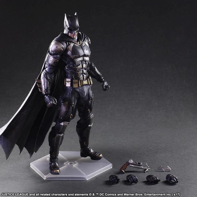 画像4: 「プレイアーツ改」シリーズの新作は タクティカルスーツ verのバットマン!