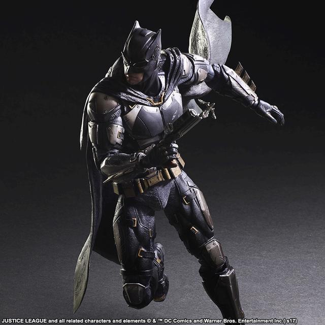 画像3: 「プレイアーツ改」シリーズの新作は タクティカルスーツ verのバットマン!