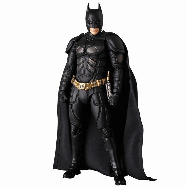 画像5: 『ダークナイト』でクリスチャン・ベールが演じたバットマンのディテールにこだわったフィギュアが登場!