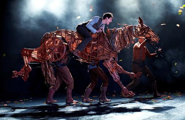 画像: 「戦火の馬」より © Brinkhoff & Mogenburg