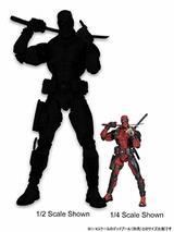 画像: 【予約品】【送料無料】マーベルコミックス 「デッドプール」 1/2 アクションフィギュア 2018年2月発売予定   シネマグッズ   SCREEN STORE