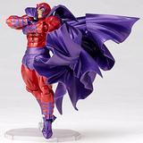 画像2: 最強のミュータントの一角、磁界王「マグニートー」。圧倒的ボリュームのマント&屈強な肉体を再現したフュギュア発売!
