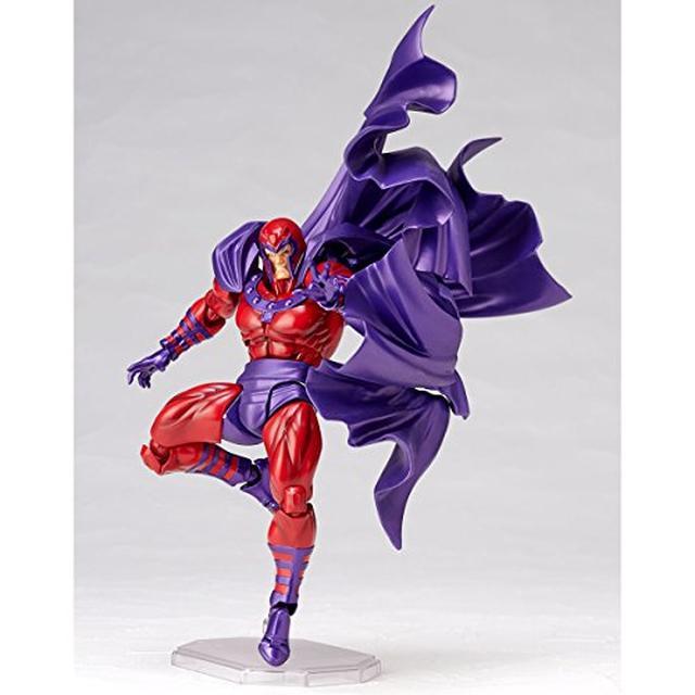 画像1: 最強のミュータントの一角、磁界王「マグニートー」。圧倒的ボリュームのマント&屈強な肉体を再現したフュギュア発売!