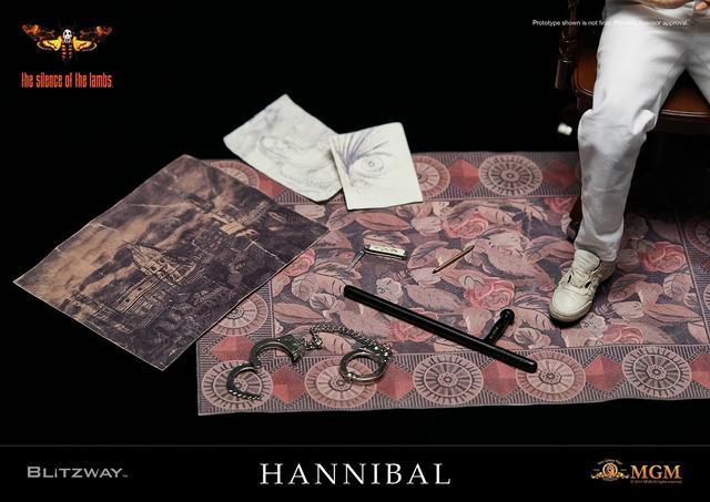 画像9: 拘束衣「羊たちの沈黙::ハンニバル・レクター」 拘束衣Ver.