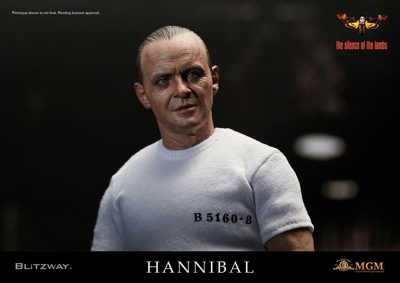 画像7: 拘束衣「羊たちの沈黙::ハンニバル・レクター」 拘束衣Ver.