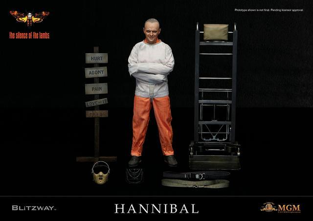 画像5: 拘束衣「羊たちの沈黙::ハンニバル・レクター」 拘束衣Ver.