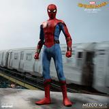 画像1: 若いスパイディ用の新型の細身ボディ素体、スパンデックス製のコスチュームなど、劇中で見せる姿を忠実に再現!  「スパイダーマン ホームカミング」 アクションフィギュア発売!