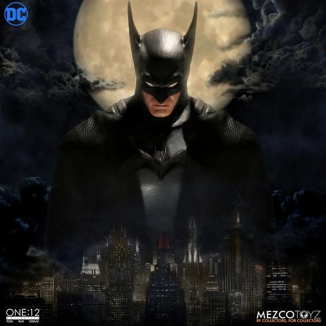 画像1: 「アセンディング・ナイト」版バットマンがフィギュア化! ケレン味あるコミックデザインならでは「バットマン」を再現