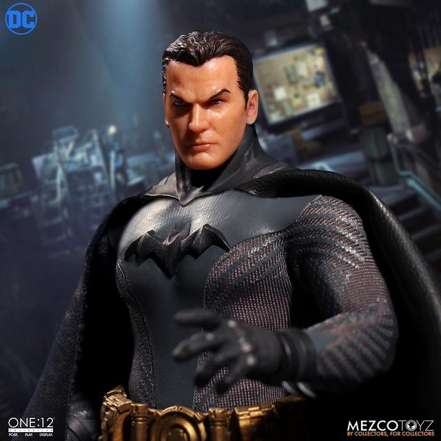 画像5: 「アセンディング・ナイト」版バットマンがフィギュア化! ケレン味あるコミックデザインならでは「バットマン」を再現
