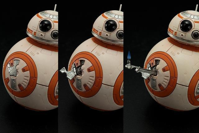 画像5: ポー・ダメロン&BB-8 2パック