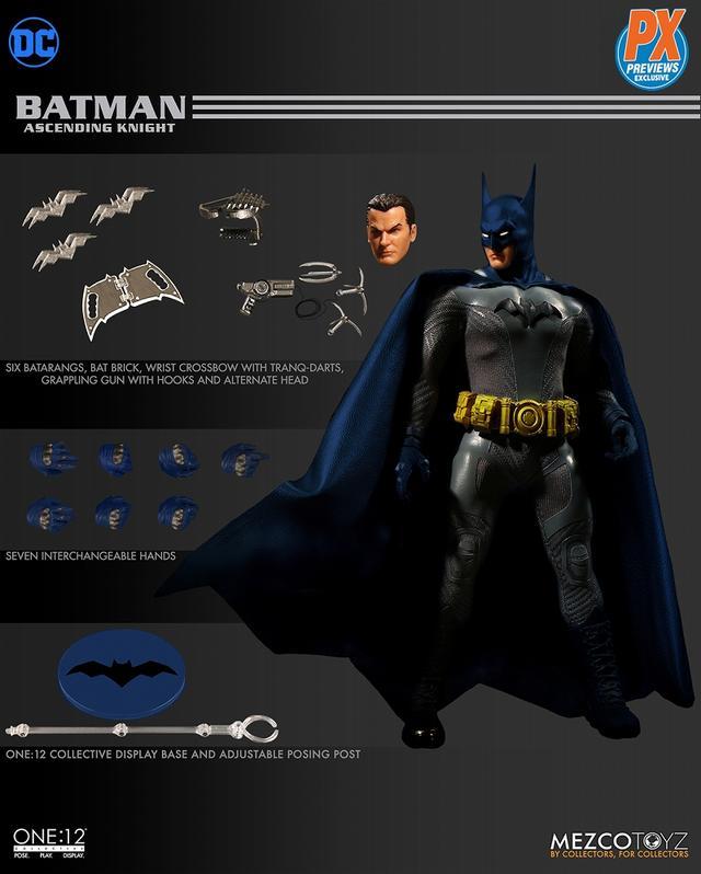 画像2: ケレン味あるアセンディング・ナイト版「バットマン」を再現!