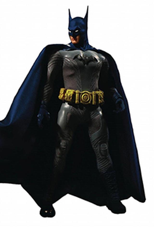 画像: 【予約品】【送料無料】「バットマン」 ワン12コレクティブ DCコミックス: プレビュー限定 アセンディング・ナイト バットマン 1/12 アクションフィギュア 2018年1〜3月発売予定 | シネマグッズ | SCREEN STORE