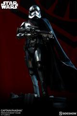 画像1: スターウォーズ フォースの覚醒』から 劇中のキャプテン・ファズマを、大迫力の全高約57センチのスタチューとして立体化!