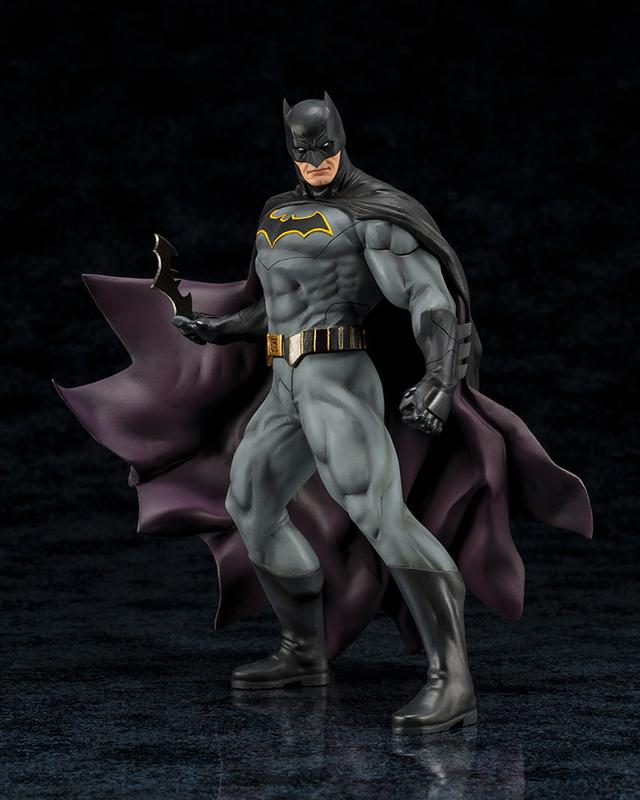 画像2: 「バットマン」 ARTFX+ バットマン REBIRTH