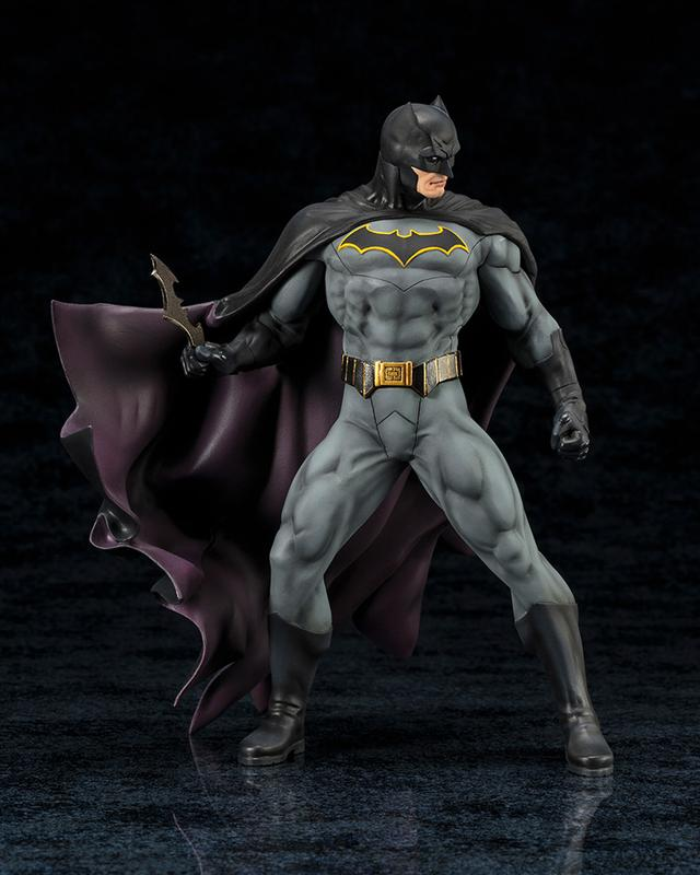 画像3: 「バットマン」 ARTFX+ バットマン REBIRTH