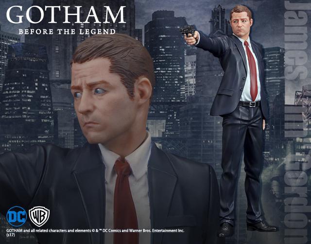 """画像1: 「GOTHAM」 ジェームズ """"ジム""""・ゴードン"""