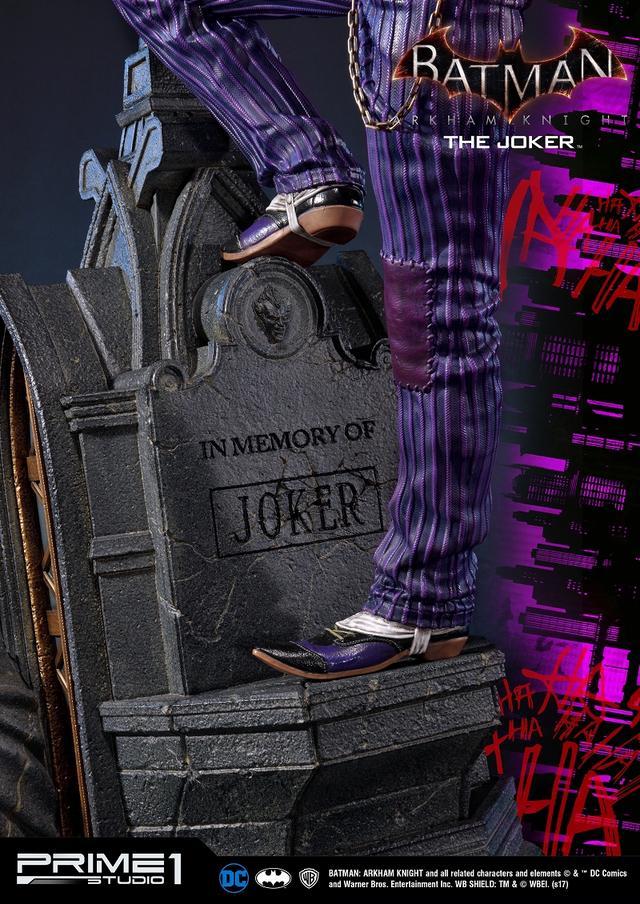 画像5: プライム1スタジオから犯罪王の風格が漂うジョーカーが驚愕の出来で立体化!世界限定800体!!