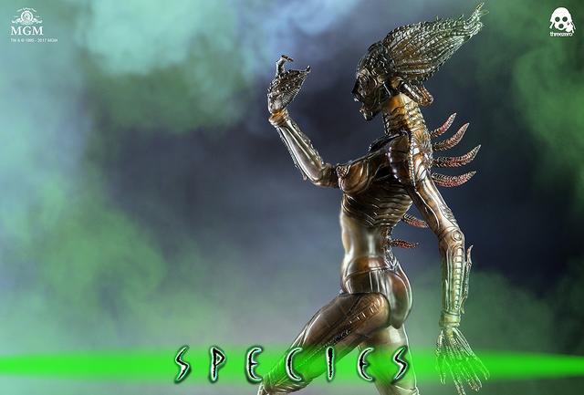 画像7: 美しくもグロテスクな女性型エイリアン「シル」が1/6スケールで可動フィギュア化!