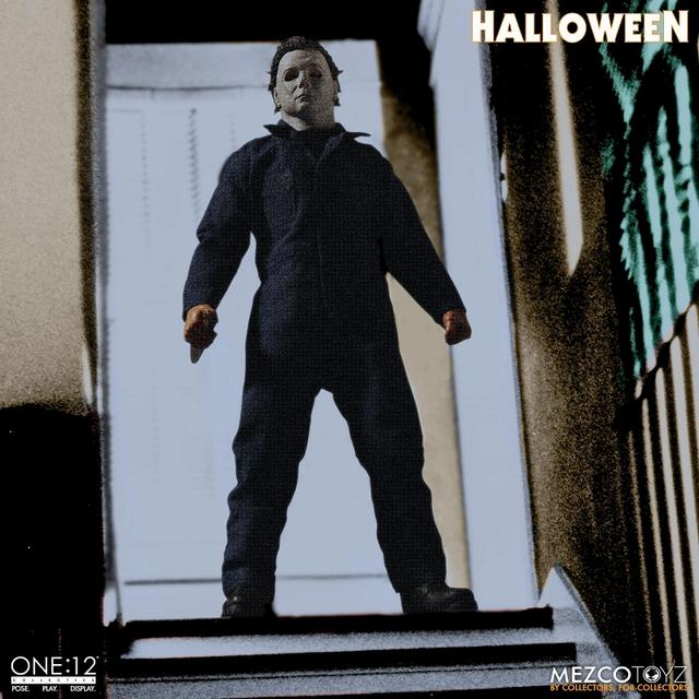 画像5: 「ハロウィン」からマイケル・マイヤーズが 劇中の不気味な印象そのままにフィギュア化!