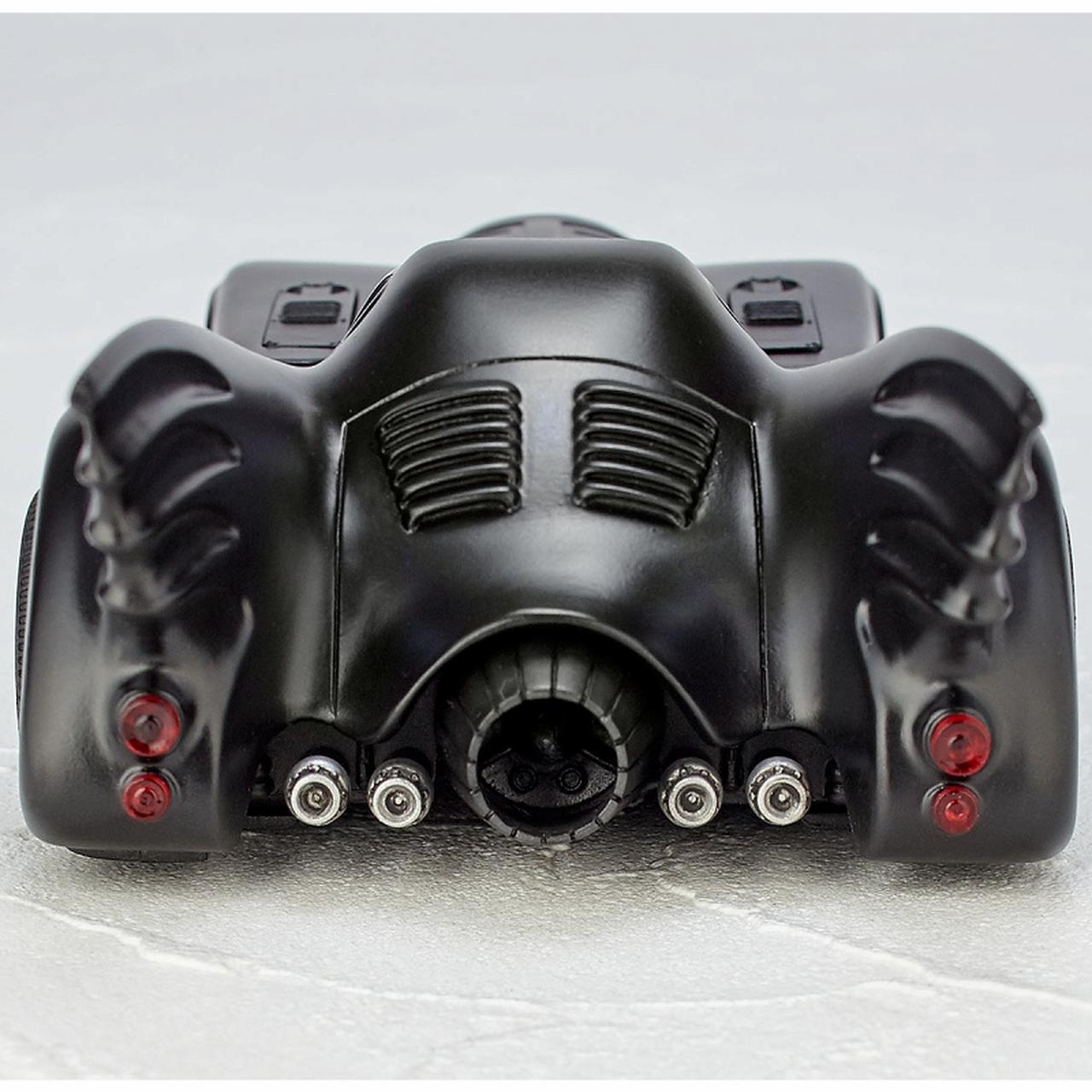 画像5: ティム・バートン監督作「バットマン」よりゴシック風デザイン、美しい流線型フォルを忠実に再現したバットモービルが発売!
