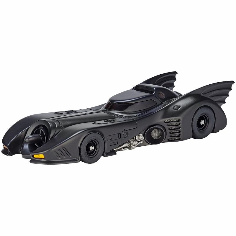 画像1: ティム・バートン監督作「バットマン」よりゴシック風デザイン、美しい流線型フォルを忠実に再現したバットモービルが発売!