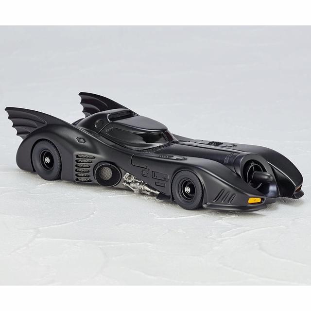 画像2: ティム・バートン監督作「バットマン」よりゴシック風デザイン、美しい流線型フォルを忠実に再現したバットモービルが発売!