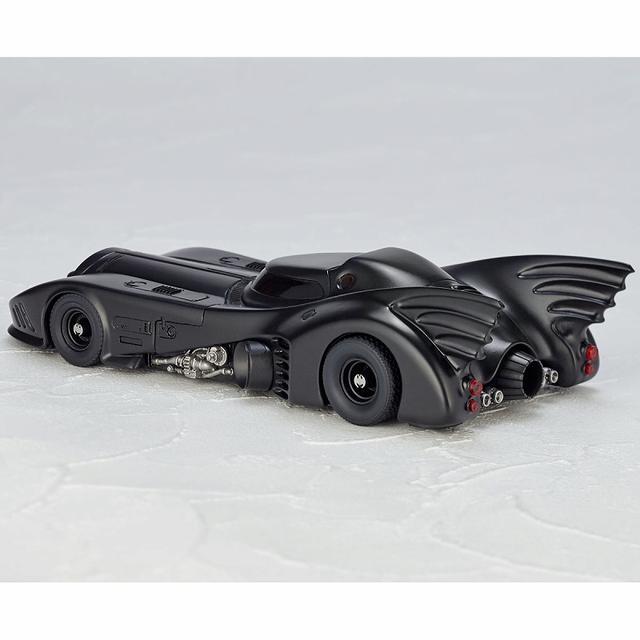 画像3: ティム・バートン監督作「バットマン」よりゴシック風デザイン、美しい流線型フォルを忠実に再現したバットモービルが発売!