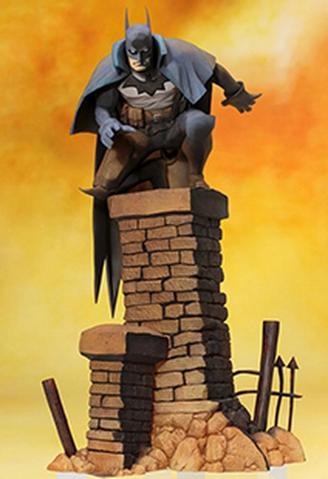 画像: 【予約品】【送料無料】「A Tale of the BATMAN ゴッサム・バイ・ガスライト」 バットマン 1/10 PVC アーティストフィニッシュ ver 2018年6月発売予定 | シネマグッズ | SCREEN STORE
