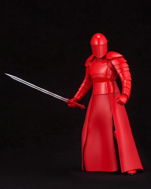 画像3: 最高指導者スノークに仕える真紅のマントと鎧! エリート・プレトリアン・ガードが2体セットで登場!!