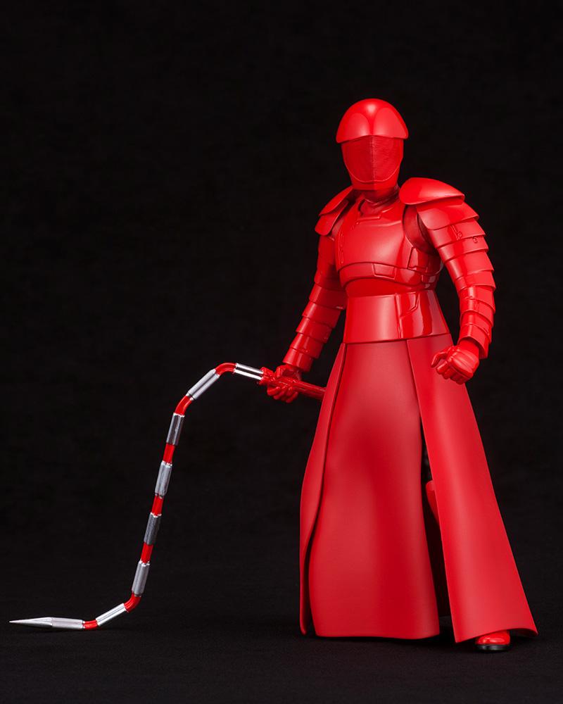 画像4: 最高指導者スノークに仕える真紅のマントと鎧! エリート・プレトリアン・ガードが2体セットで登場!!