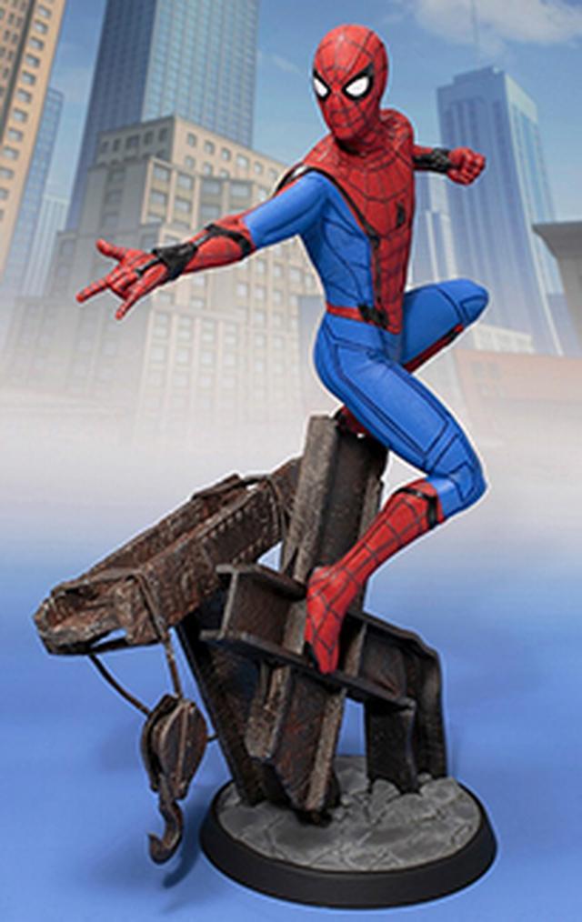 画像: 【予約品】【送料無料】「 スパイダーマン:ホームカミング 」ARTFX スパイダーマン 1/6 PVC 2018年7月発売予定 | シネマグッズ | SCREEN STORE