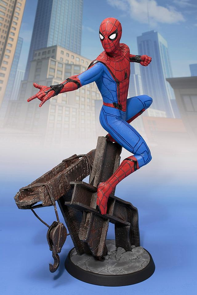 画像1: 「 スパイダーマン:ホームカミング 」ARTFX スパイダーマン 1/6 PVC