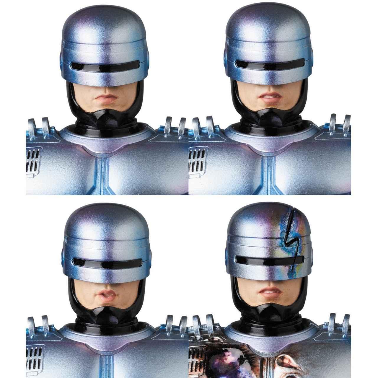 画像4: 「 ロボコップ2 」 マフェックス(MAFEX) ロボコップ