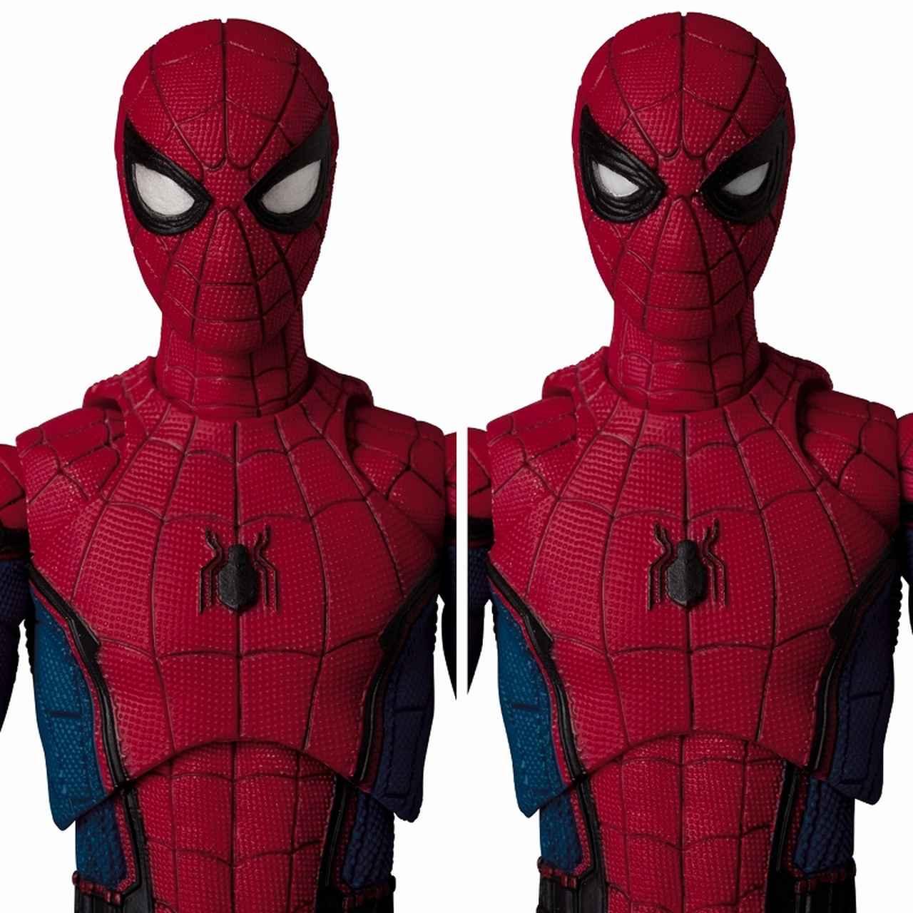 画像4: 「 スパイダーマン ホームカミング 」 マフェックス(MAFEX) スパイダーマン