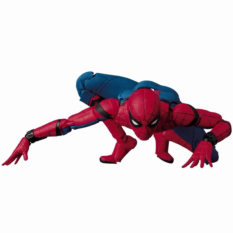 画像3: 「 スパイダーマン ホームカミング 」 マフェックス(MAFEX) スパイダーマン