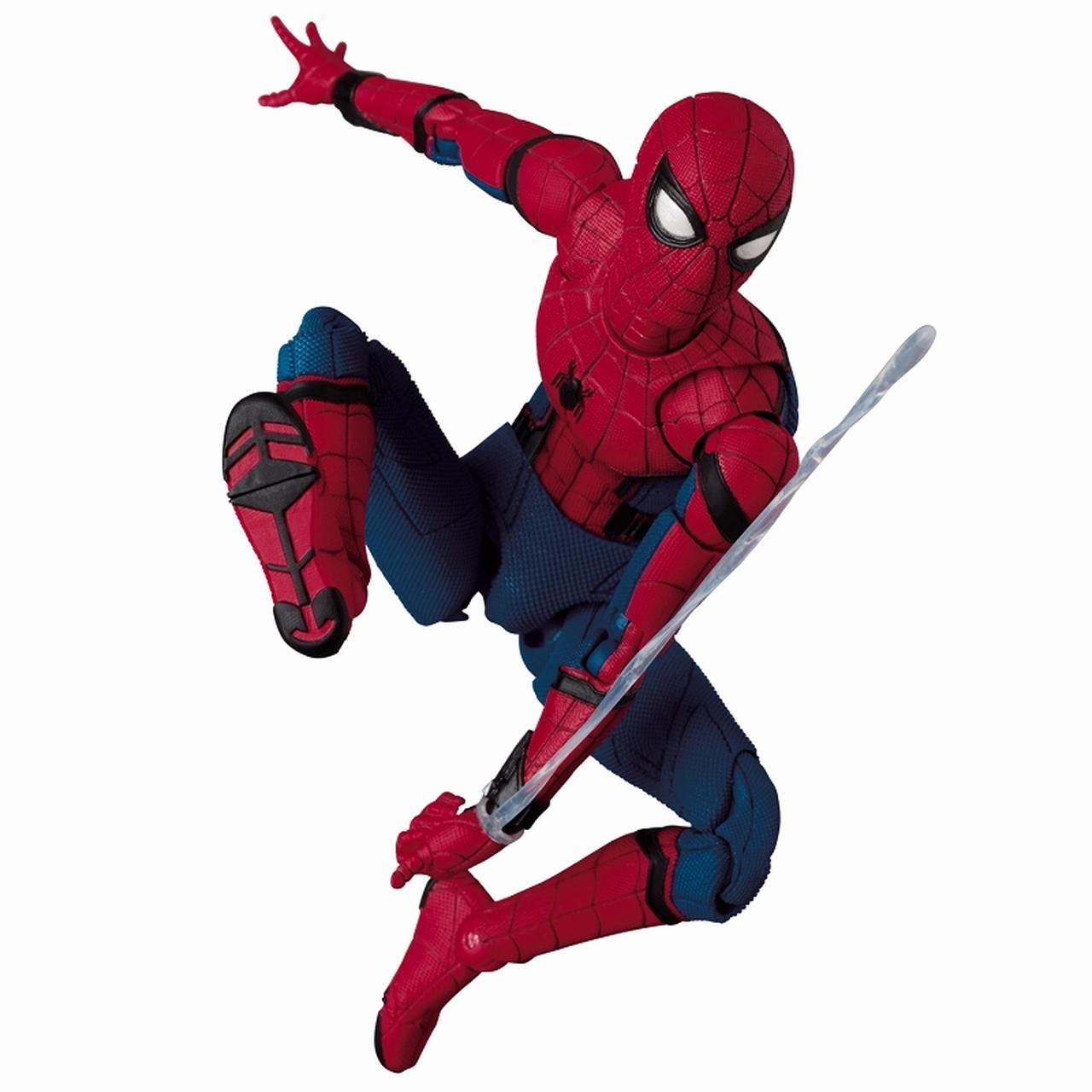 画像1: 「 スパイダーマン ホームカミング 」 マフェックス(MAFEX) スパイダーマン