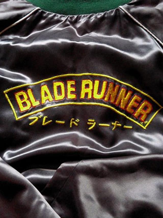 画像2: 「ブレードランナー」(1982)/リドリー・スコット監督実使用 オリジナル・クルー・ジャケット