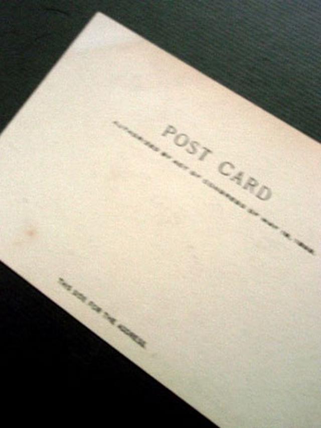 画像2: オードリー・ヘプバーン「GIGI」/第1回試演Walnut Theatreヴィンテージ・ポストカード