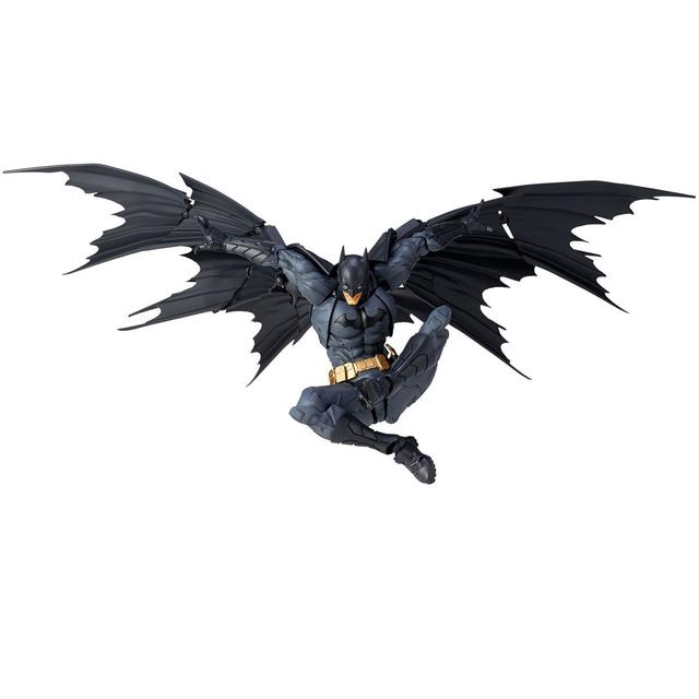 画像2: 様々なポージングに対応できるアメイジング・ヤマグチに DCヒーロー「バットマン」が初参戦!