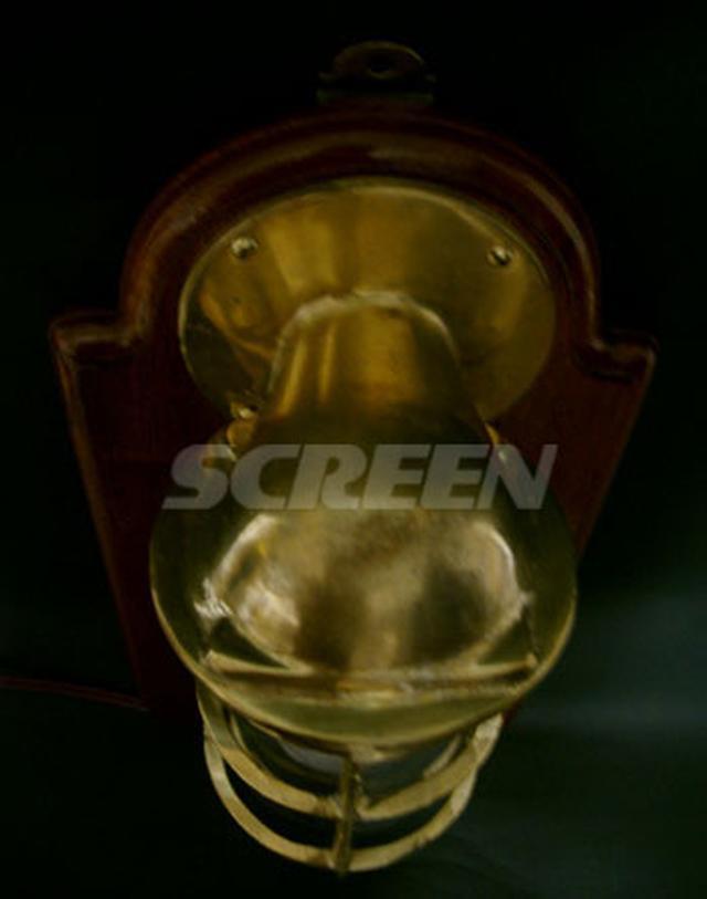 画像3: 「タイタニック」/ジャック(レオナルド・ディカプリオ)、ローズ(ケート・ウィンスレット)ダンス・シーン 3等客室フロア照明(実使用)