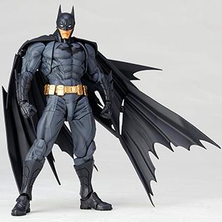 画像: 【予約品】【送料無料】フィギュアコンプレックス アメイジングヤマグチ powered by リボルテック 「BATMAN バットマン」 2018年8月31日発売予定   シネマグッズ   SCREEN STORE