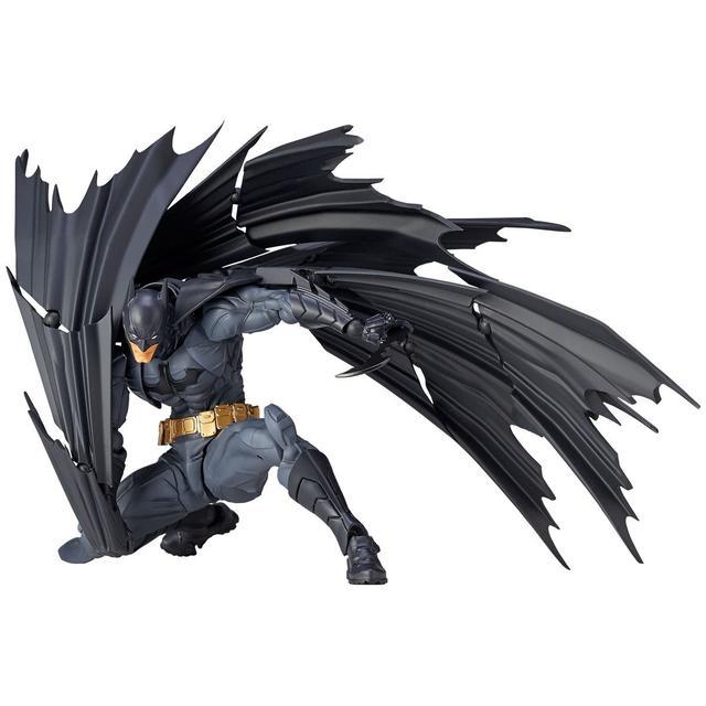 画像4: 様々なポージングに対応できるアメイジング・ヤマグチに DCヒーロー「バットマン」が初参戦!