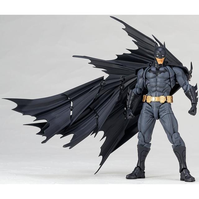 画像5: 様々なポージングに対応できるアメイジング・ヤマグチに DCヒーロー「バットマン」が初参戦!