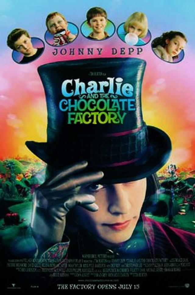 画像2: 「チャーリーとチョコレート工場」/バケット・ファミリー記念写真(実使用)