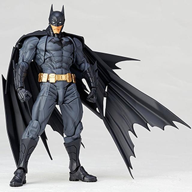 画像: 【予約品】【送料無料】フィギュアコンプレックス アメイジングヤマグチ powered by リボルテック 「BATMAN バットマン」 2018年8月31日発売予定 | シネマグッズ | SCREEN STORE