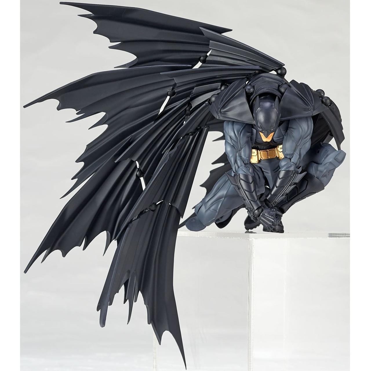 画像3: フィギュアコンプレックス アメイジングヤマグチ powered by リボルテック 「BATMAN バットマン」